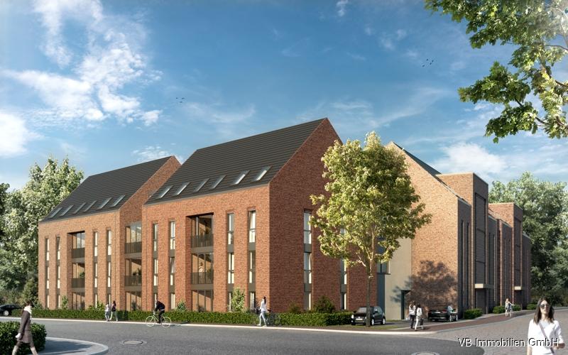 Immobilie Glückstadt - Nur mit WBS - Wohngenossenschaft Uns' Batardeau - 26 Neubau-Wohnungen in Glückstadt!