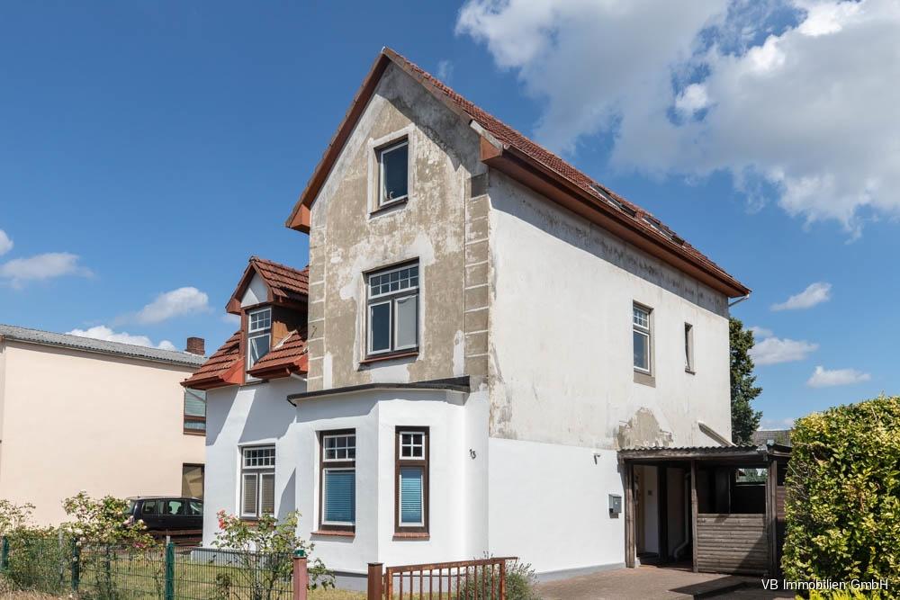 Immobilie Elmshorn - Elmshorn Süd! 3-Zimmer-Wohnung im Dachgeschoss zu vermieten