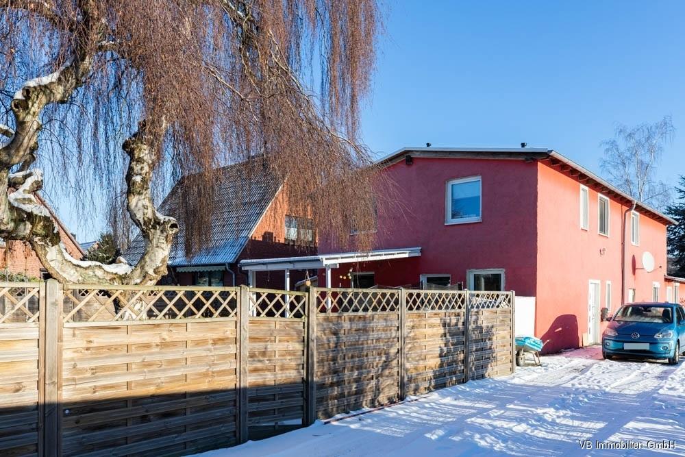 Immobilie Elmshorn - Platz Platz Platz!  Großzügige Doppelhaushälfte im Elmshorner Süden zu verkaufen