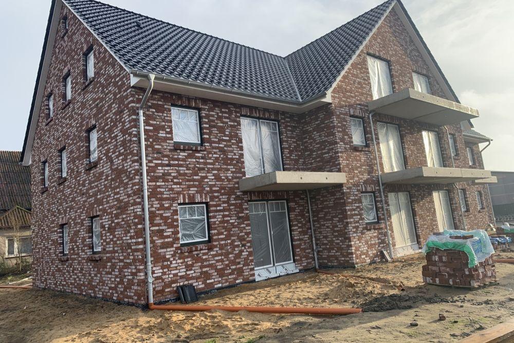 Immobilie Quickborn - Generationshof GRABBE Tolle barrierefreie 2 Zimmer Neubau-Wohnung zur Miete in TOP-Lage!