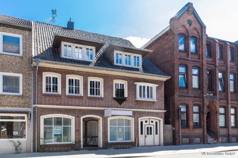 Immobilie Elmshorn - Elmshorn Zentrum! Individiuelle Gewerbefläche zu vermieten