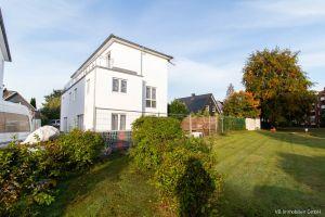 Immobilie Kaltenkirchen - Neubau von großer Wohnung im Doppelhauscharakter mit Terrasse und Dachterrasse in Kaltenkirchen!