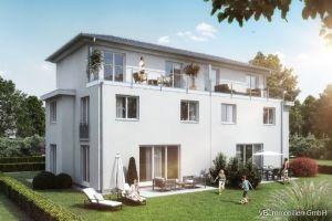 Immobilie Kaltenkirchen - Neubau von hochwertiger Wohnung mit Terrasse + Dachterrasse im Doppelhauscharakter in Kaltenkirchen!