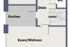 Immobilie Rellingen - Tolle Doppelhaushälfte mit schönem Garten in TOP-Lage!