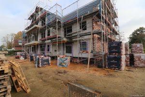 Immobilie Quickborn - Generationshof GRABBE Tolle barrierefreie 1-Zimmer Neubau-Wohnung zur Miete in TOP Lage