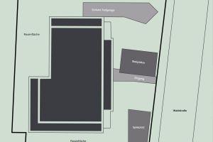Immobilie Norderstedt - Neubau! Exklusive 2 Zimmer-Wohnung mit TG-Stellplatz in Norderstedt Mitte zu vermieten